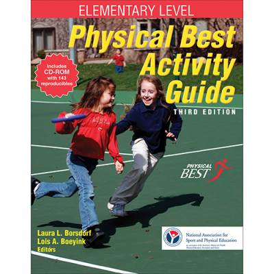 Physical Best Activity Guide Main Image