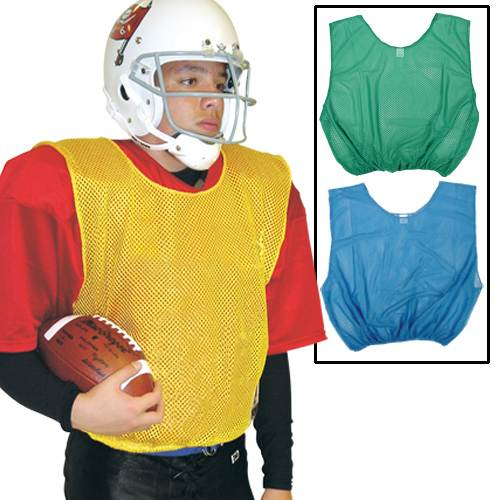 best service a2c4a 7cc5a Pro Down Heavy-Duty Football Scrimmage Vest | BSN SPORTS