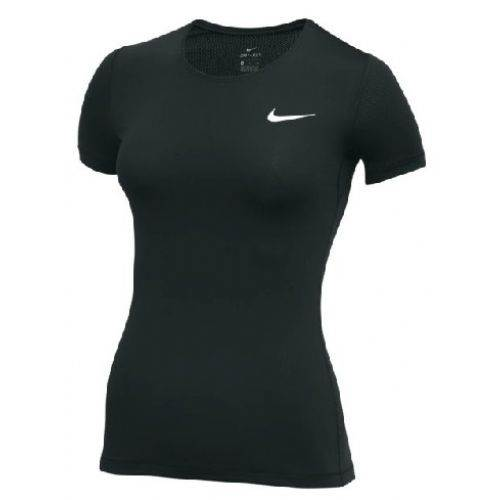 efe579e53 Nike Pro Women's All Over Mesh SS Top   BSN SPORTS