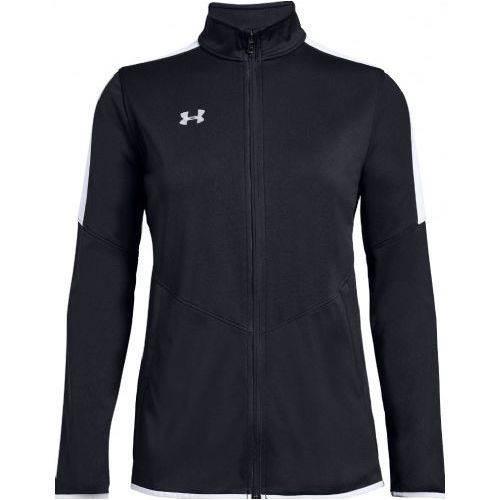UA Women's Rival Knit Warm Up Jacket | BSN SPORTS