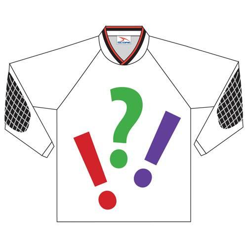 Score Choice Keeper Jersey | BSN SPORTS