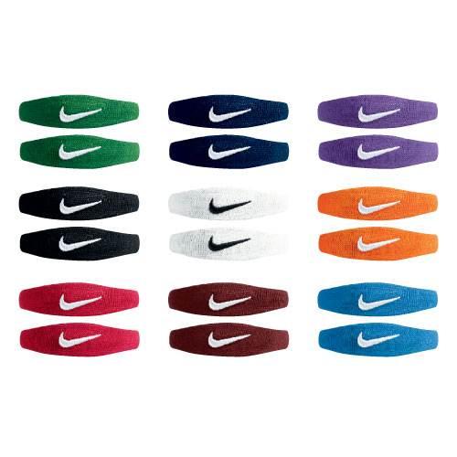 Nike Dri-Fit Football Bicep Bands Burgundy//White Men/'s Women/'s