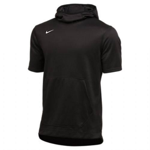 promo code 60a29 244a5 Nike Spotlight Short Sleeve Pullover Hoodie | BSN SPORTS