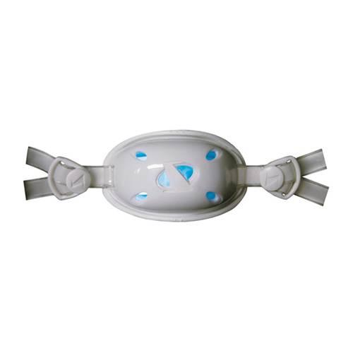 Size S-M Gx-4 Gel Hard cup Football Chin Guard Strap Brand New #564 SportStar