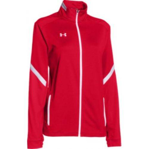 finest selection 6bf09 e1665 Under Armour® Qualifier Women s Loose Fit Full-Zip Warm-Up Jacket Main Image