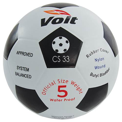 Voit Rubber Soccer Ball Main Image 2a69bfaf3d