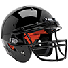 Schutt Youth Recruit R3+ w/Attached Mask