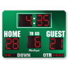 8' X 5' Football Scoreboard