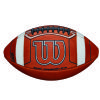 Wilson GST Prime Game Football NCAA/HS - Official
