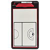 BSN Sports Double Sided Women's Lacrosse Coaching Board