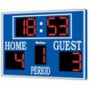 8' x 5' Lacrosse & Soccer Scoreboard