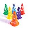 """9"""" Flex Cones Set of 6"""