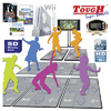 Wii DDR Tough Series Fitness Package