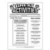 The Great Activities Newspaper