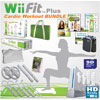 Wii Fit Plus Cardio Workout Package