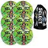 Select Futsal Master Package - 6/Pk Grn