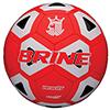 Brine Voracity Soccerball Rd/WhBk Sz 5
