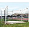 High School Discus Cage