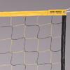 Economy Yel/Blk Volleyball Net